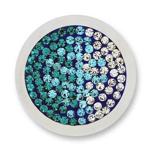 Diamond Disc Turquoi