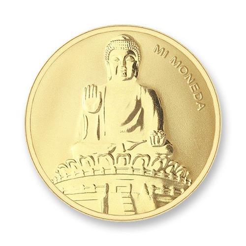 Buddha & Buddha Gold
