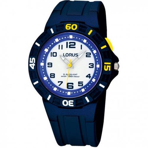 Kinder Horloge Blauw