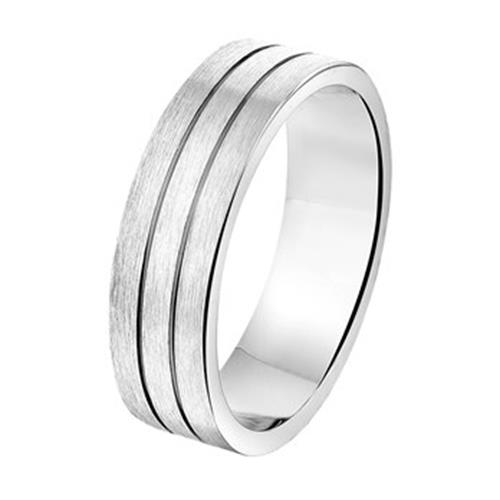 Amorio Silver Ring