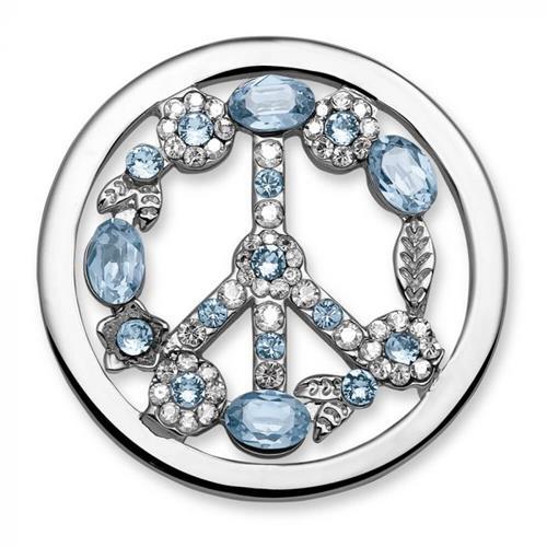 Peace Ice Blue