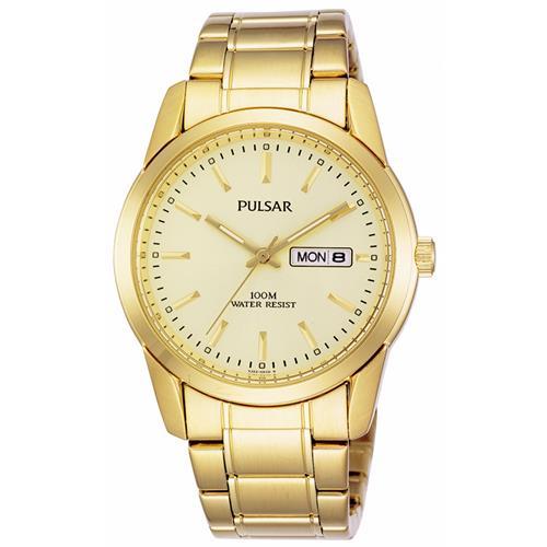 Heren Horloge Doublé