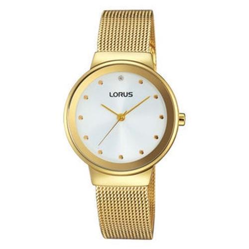 Dames Doublé Horloge