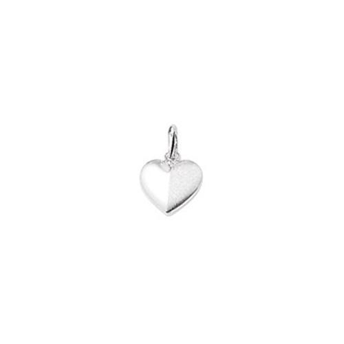 Zilver Hanger Hart