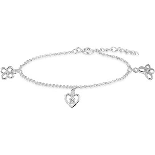 Zilver Armband 3 Bed