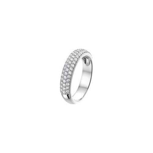 Zilver Zirkonia Ring