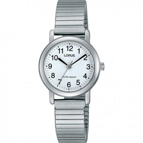 Dames Rekband Horlog
