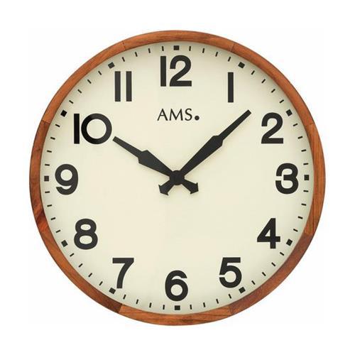 AMS Wandklok W9535