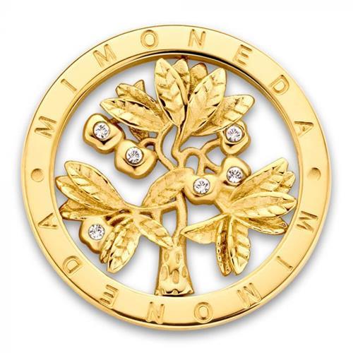 Swarovski Tree Gold