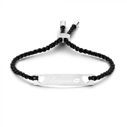 Bésame Black Bracele