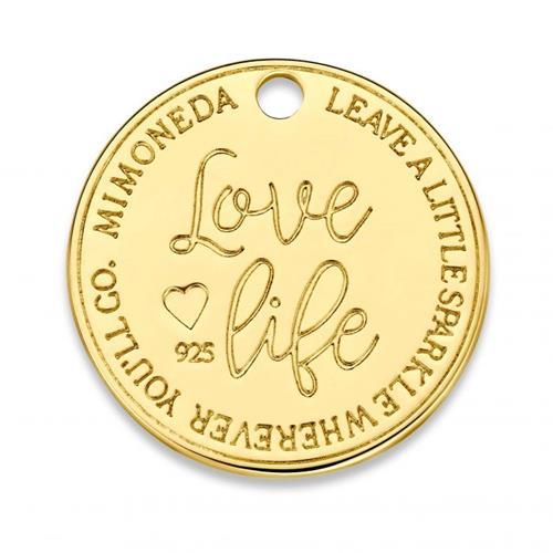 MMM Love Life Gold