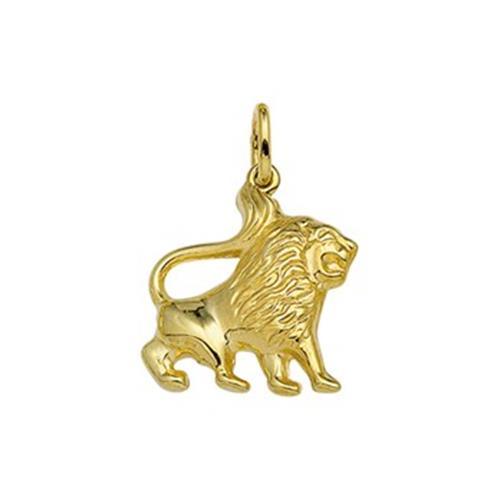 14 krt gd leeuw